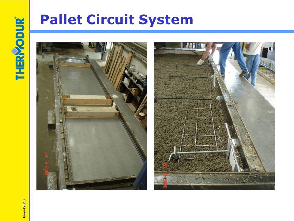 Pallet Circuit System Gevel 2010