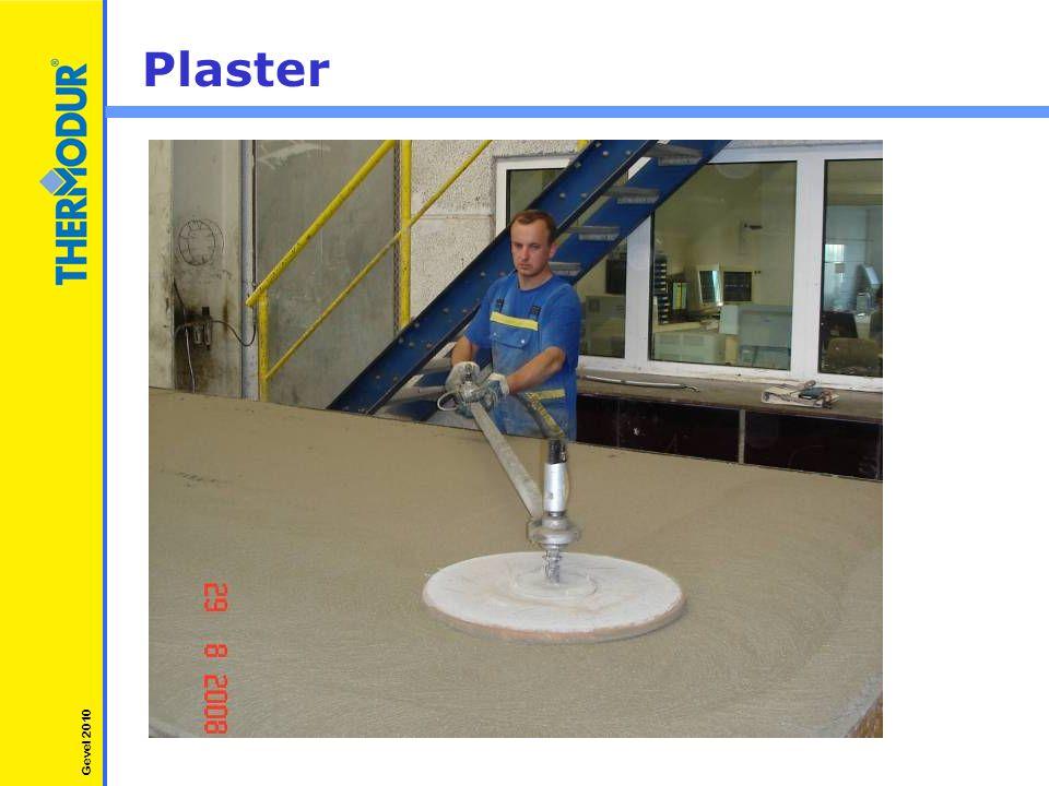 Plaster Gevel 2010