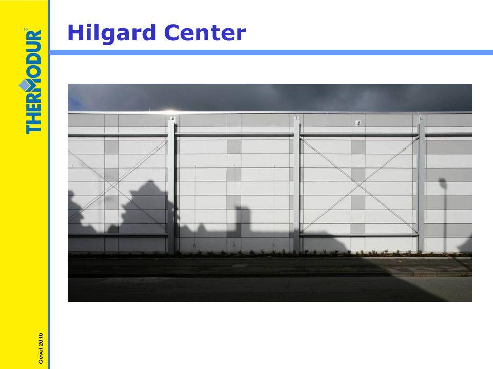 Hilgard Center Gevel 2010