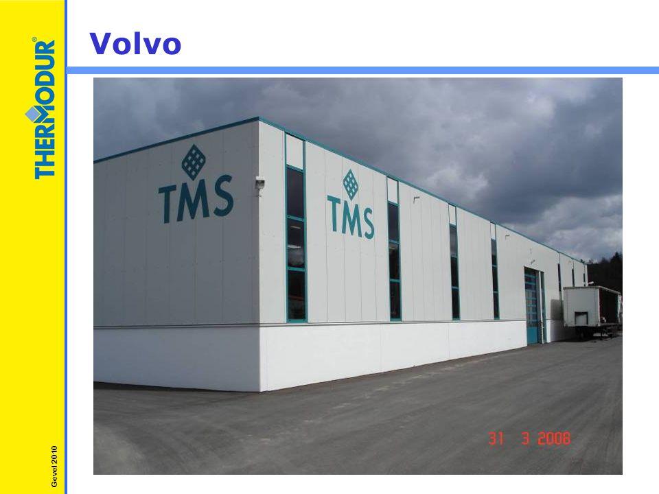 Volvo Gevel 2010