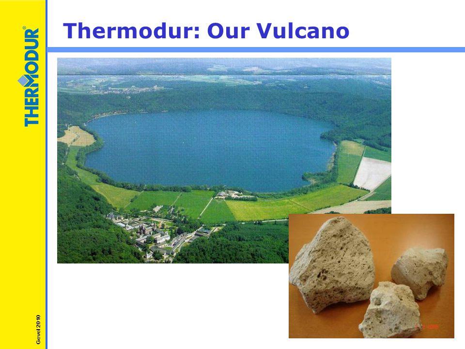 Thermodur: Our Vulcano Gevel 2010