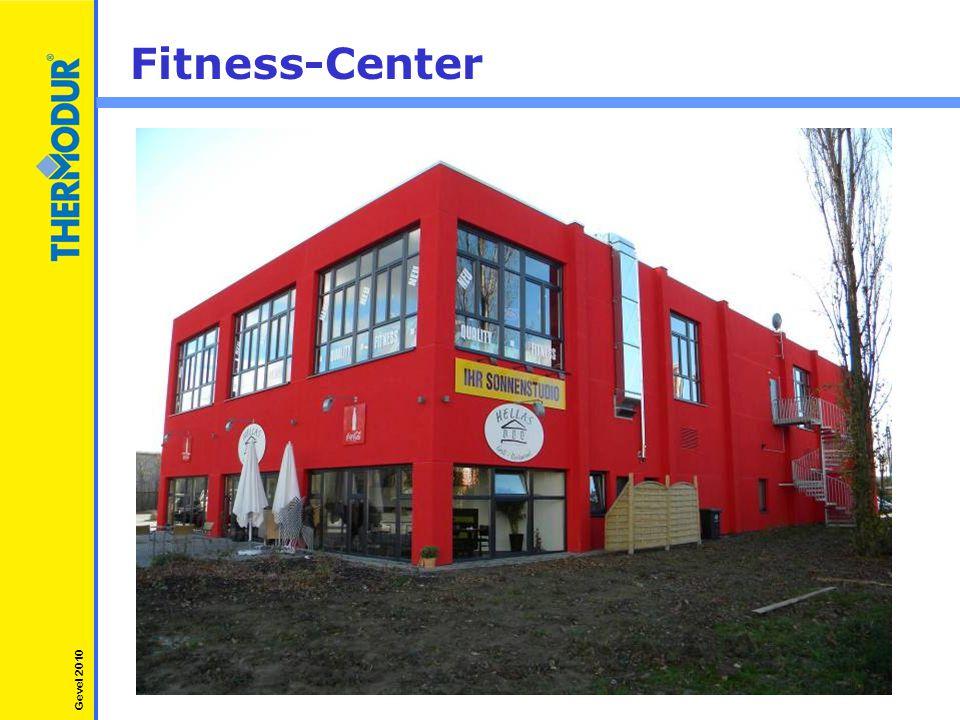 Fitness-Center Gevel 2010