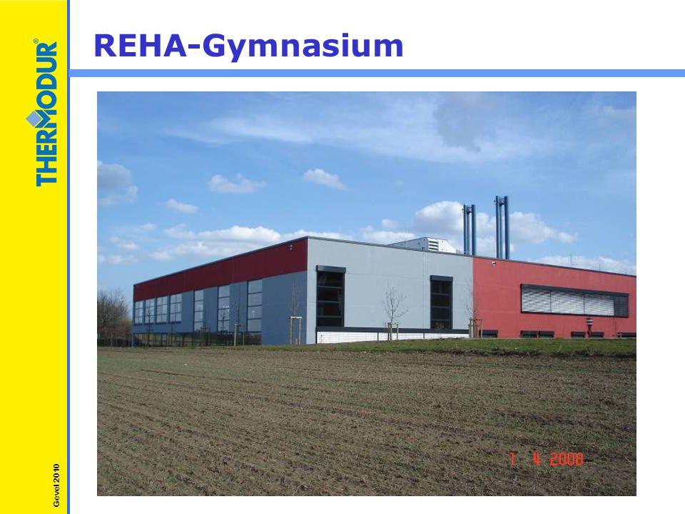 REHA-Gymnasium Gevel 2010
