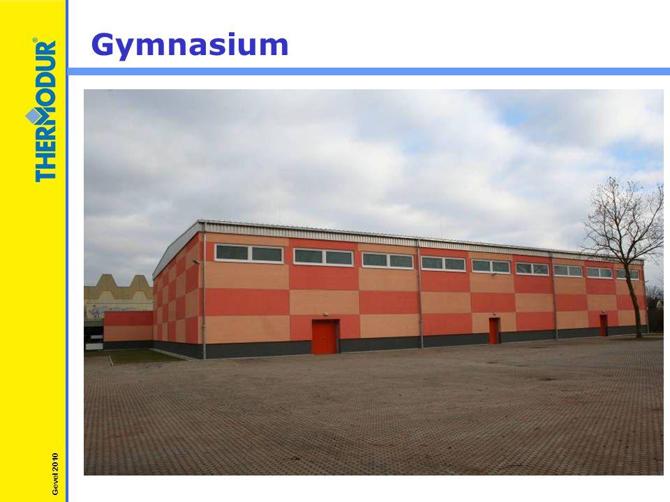 Gymnasium Gevel 2010