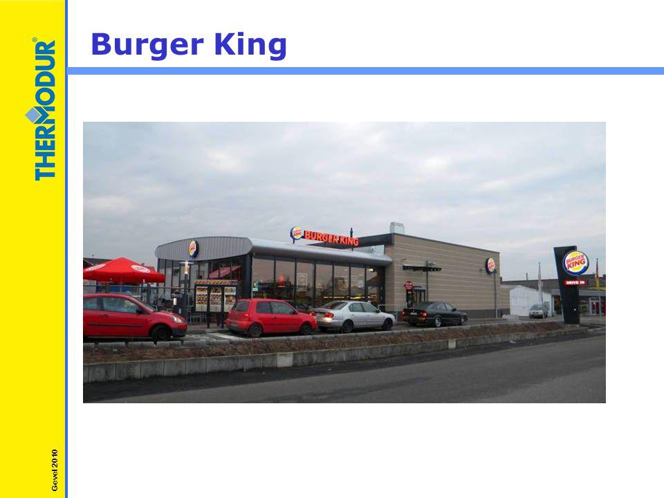 Burger King Gevel 2010