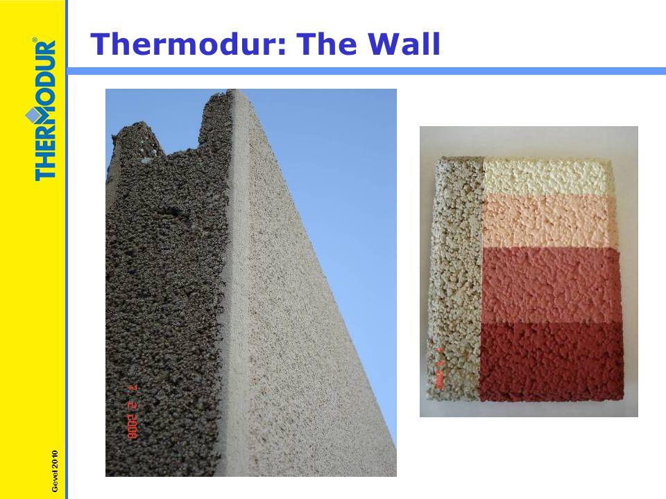 Wall Elements Gevel 2010