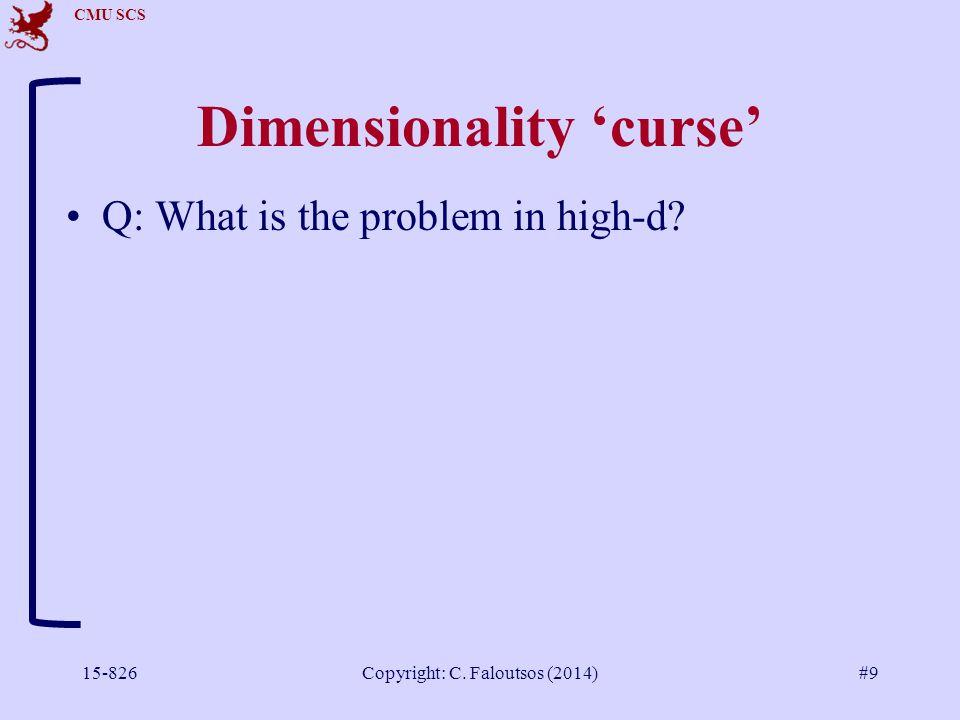 CMU SCS 15-826Copyright: C.Faloutsos (2014)#40 References cnt'd Nievergelt, J., H.