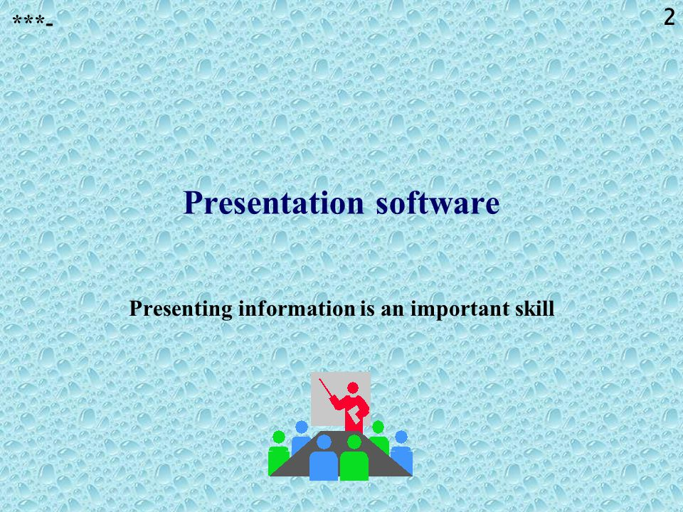 !.Task - Assignment !. Practice your live presentation with the slides that you have prepared.
