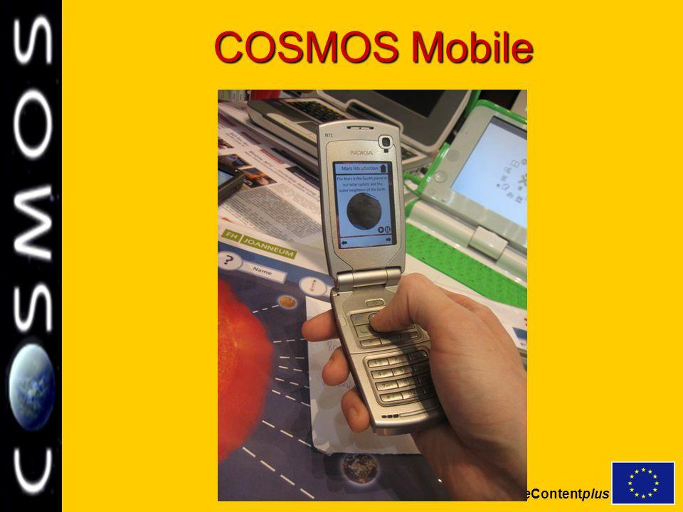 eContentplus COSMOS Mobile
