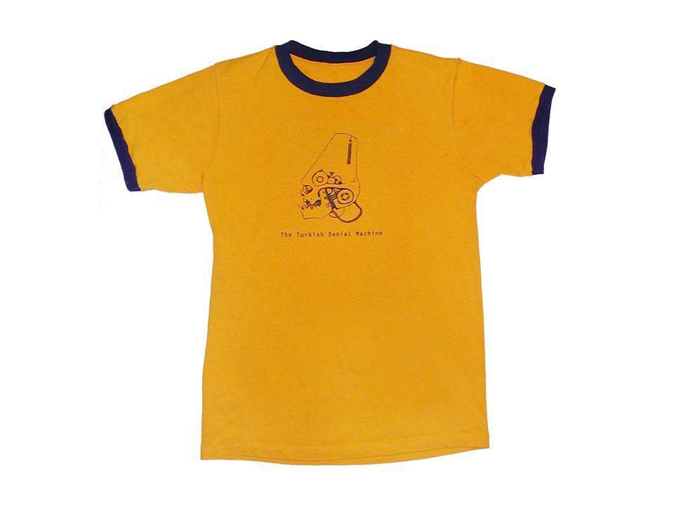 T-shirt 恤衫
