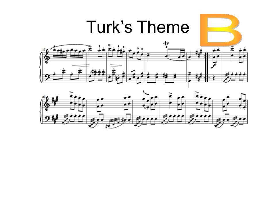 Turk's Theme