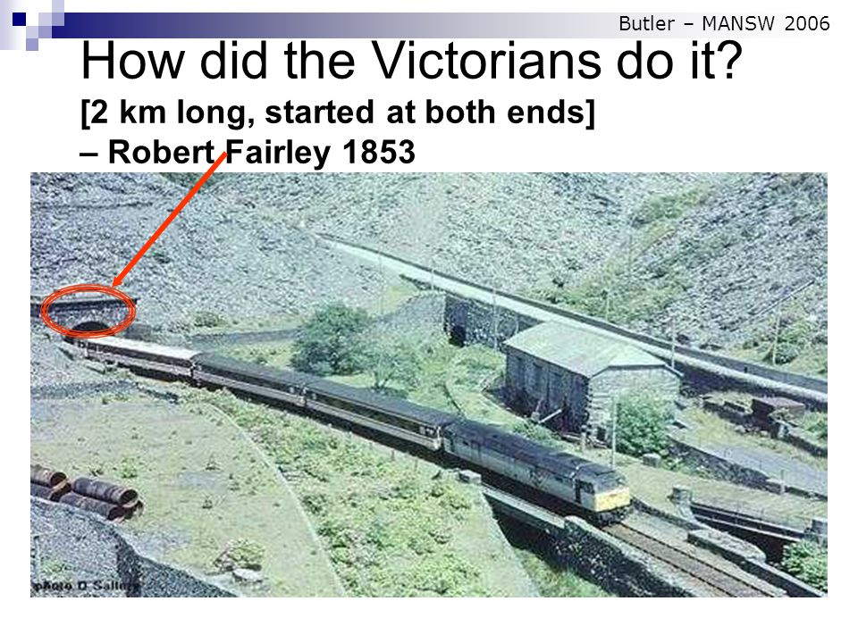 How did the Victorians do it.