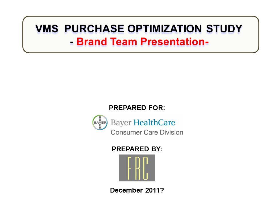 CVS Overview: Shopper Dynamics Brand Development (relative to key FDM competitors) One A DayM CentrumH Nature's Bounty.