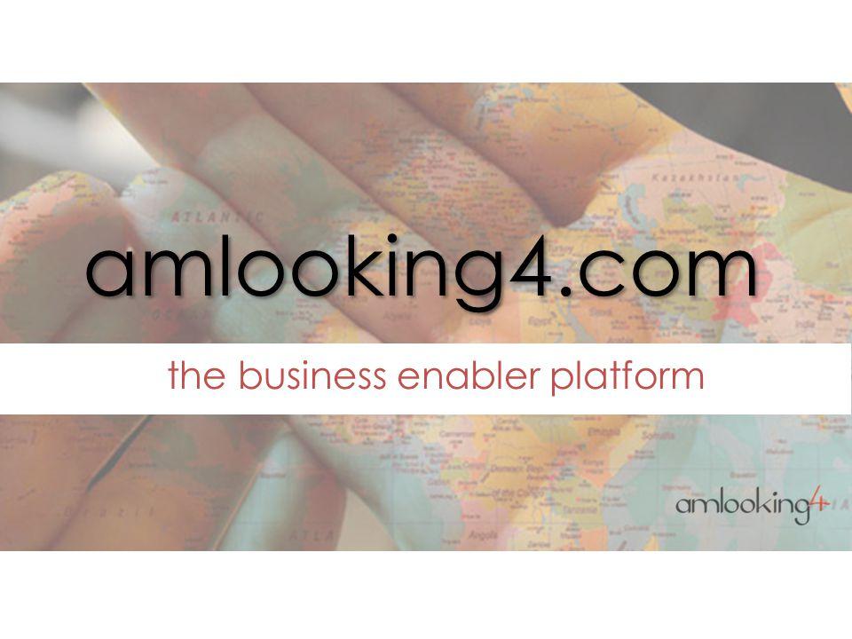 amlooking4.com the business enabler platform