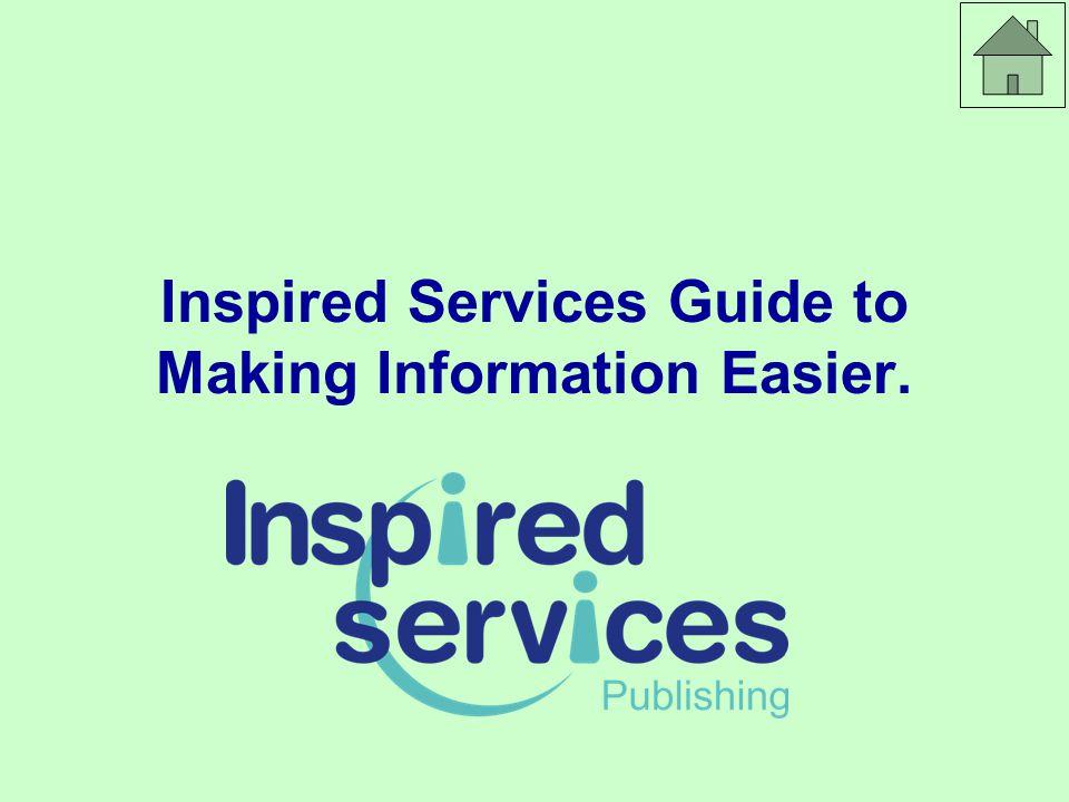 Interactive Media Give good visual indicators for navigating around.