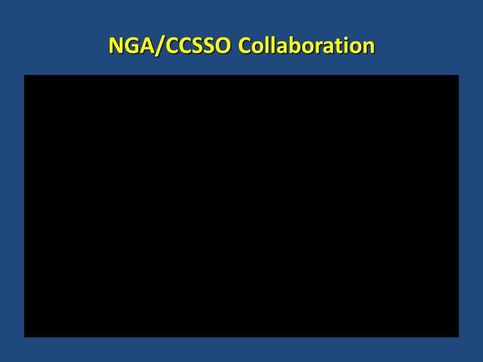 NGA/CCSSO Collaboration