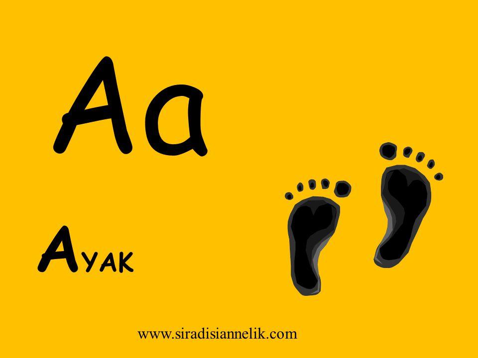 Aa A YAK www.siradisiannelik.com
