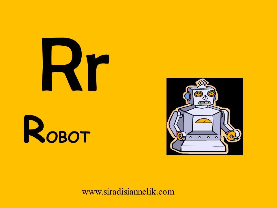 Rr www.siradisiannelik.com R OBOT