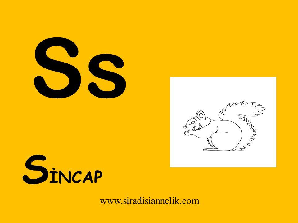 Ss www.siradisiannelik.com S İNCAP