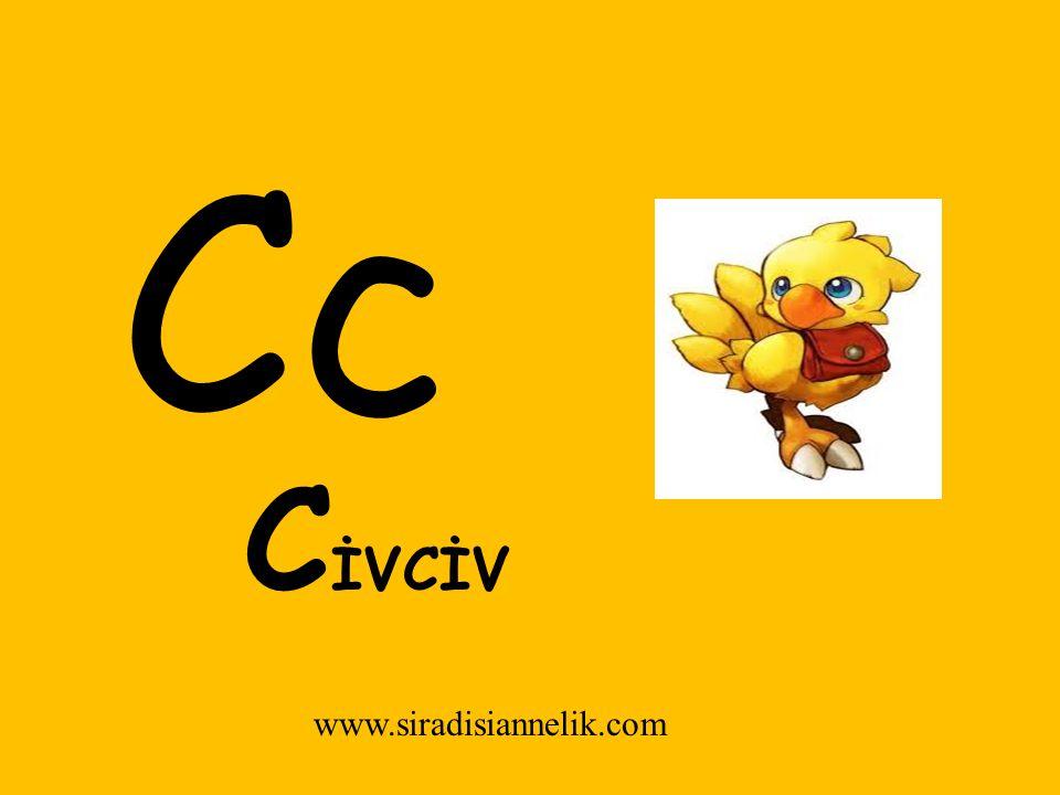 Cc C İVCİV www.siradisiannelik.com