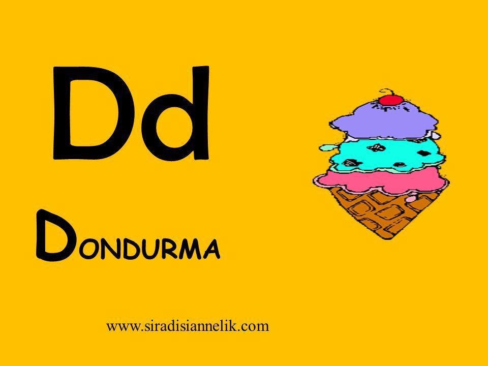Dd www.siradisiannelik.com D ONDURMA