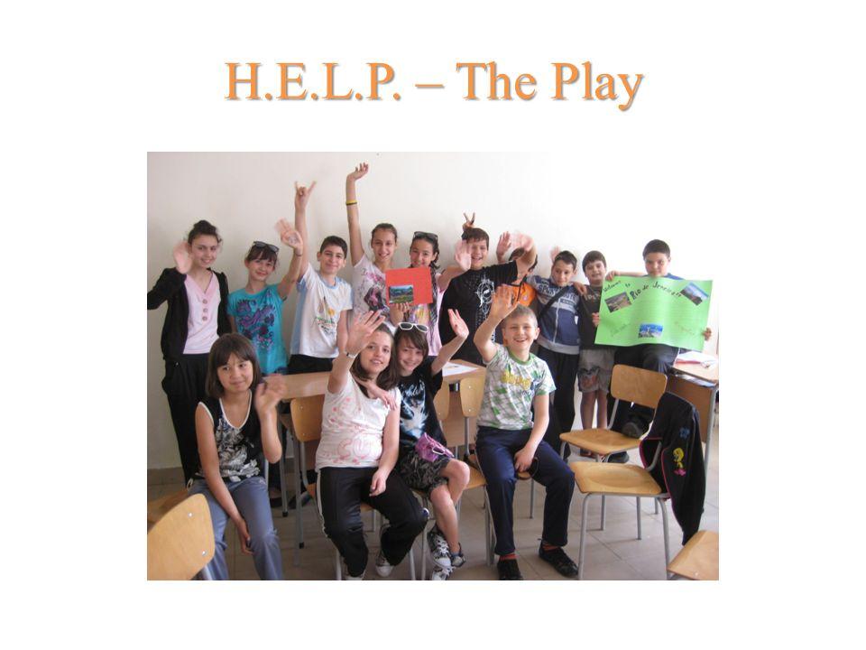 H.E.L.P. – The Play