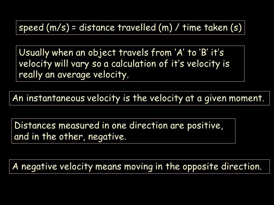 P4 Explaining Motion
