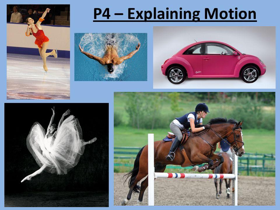 P4 – Explaining Motion