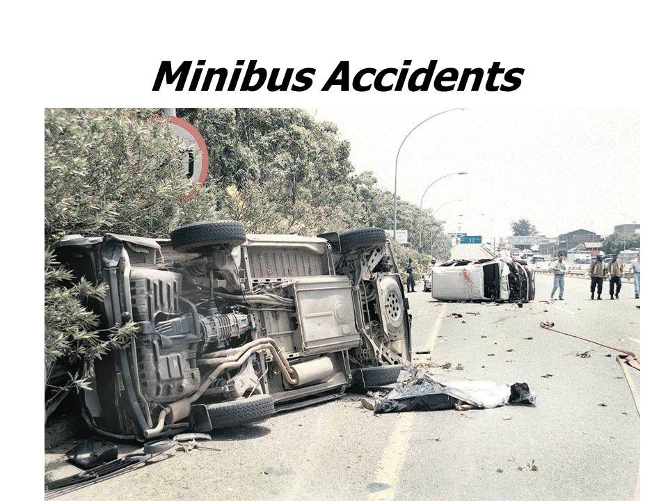 Minibus Accidents