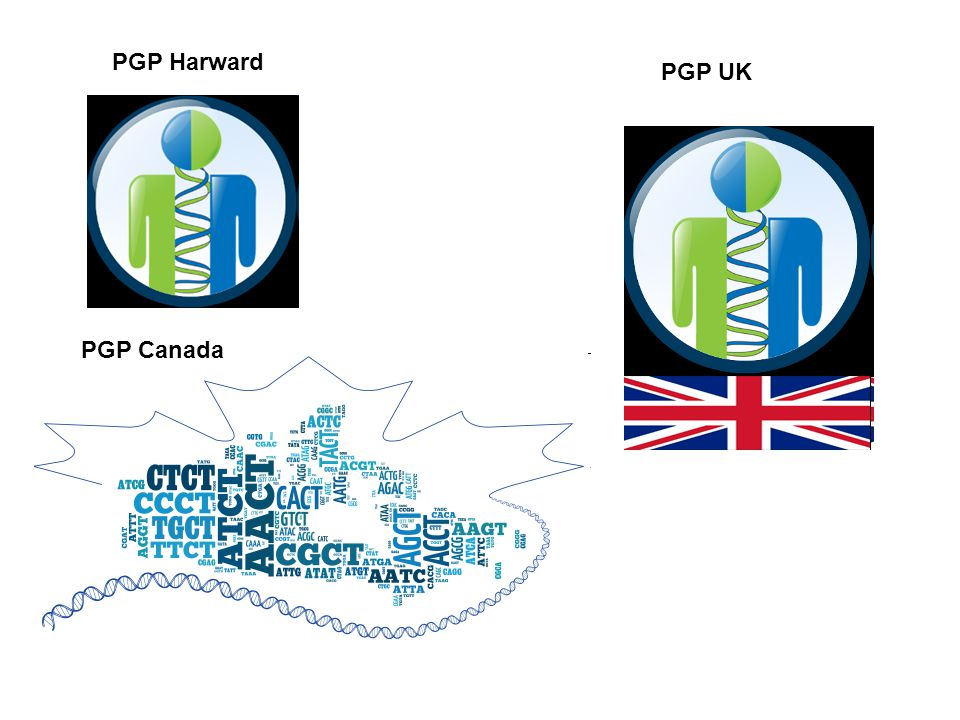 PGP Canada PGP UK PGP Harward