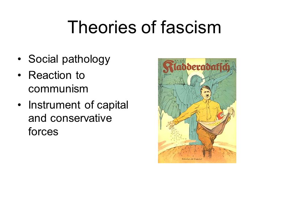 Neofascism and neo-nazism Movements, groups and parties with similar goals and methods as historical fascism or nazism.