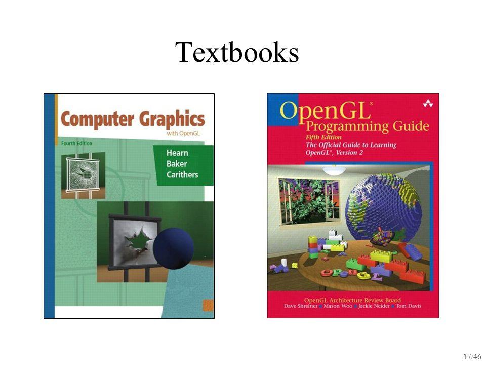 17/46 Textbooks