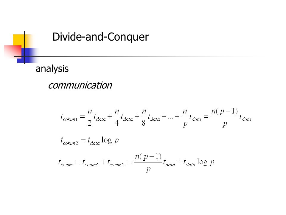 analysis communication