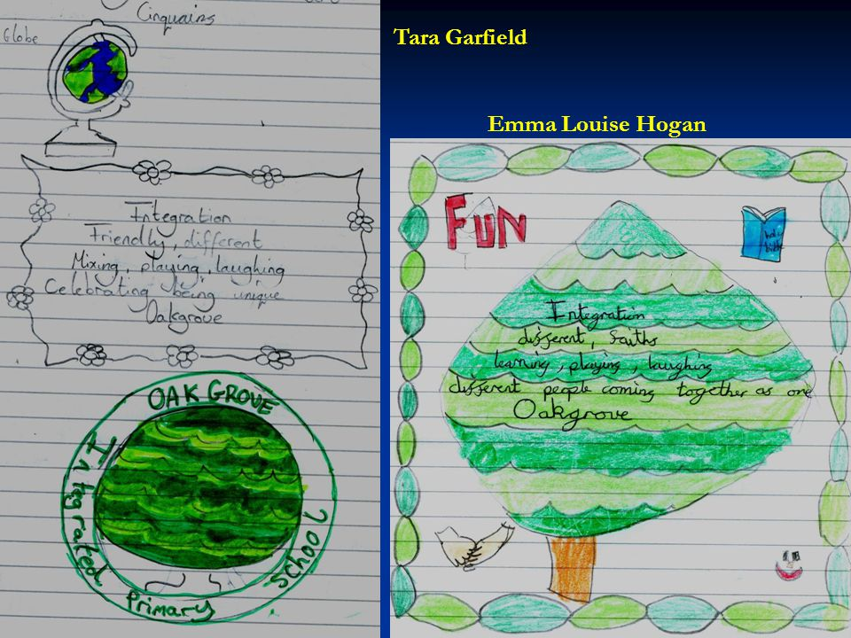 Tara Garfield Emma Louise Hogan