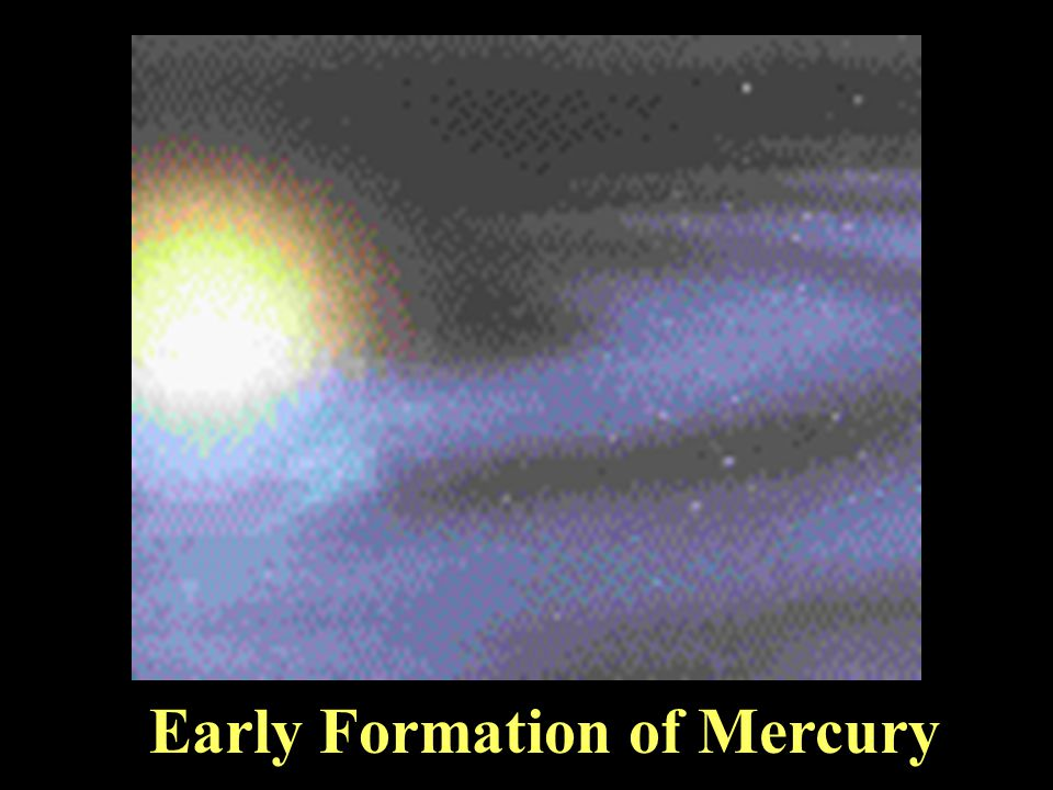 Early Formation of Mercury