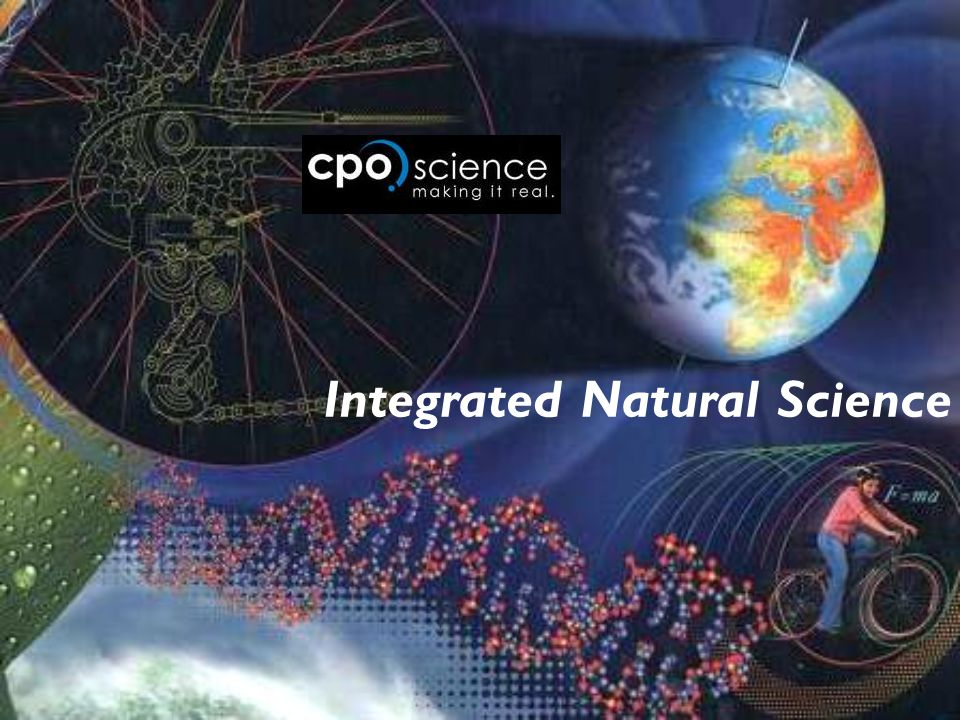 Integrated Natural Science