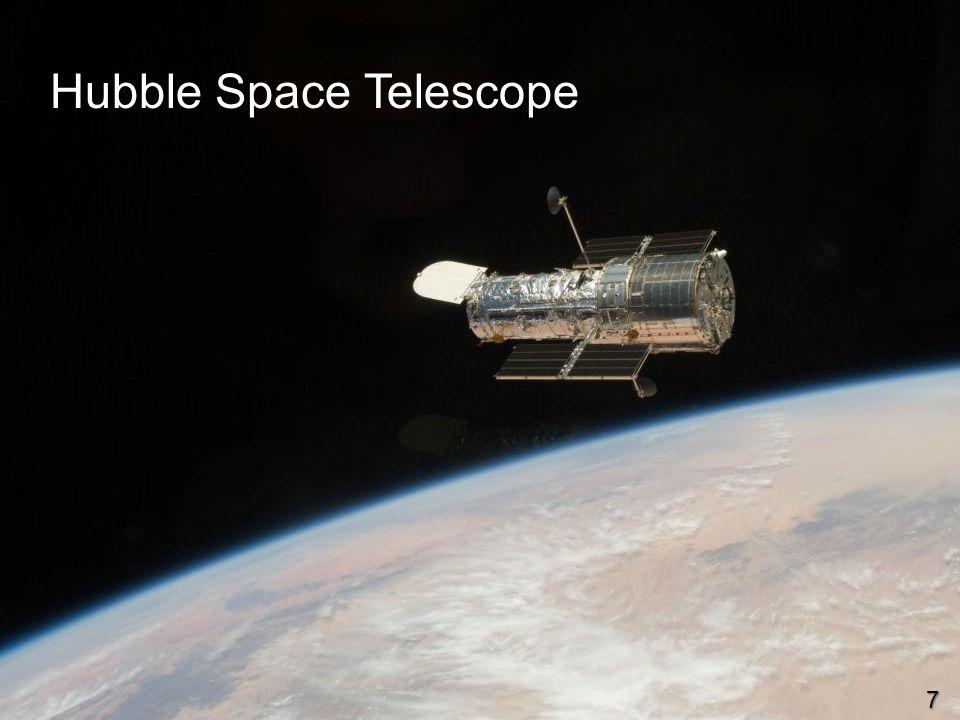 Hubble Space Telescope 7