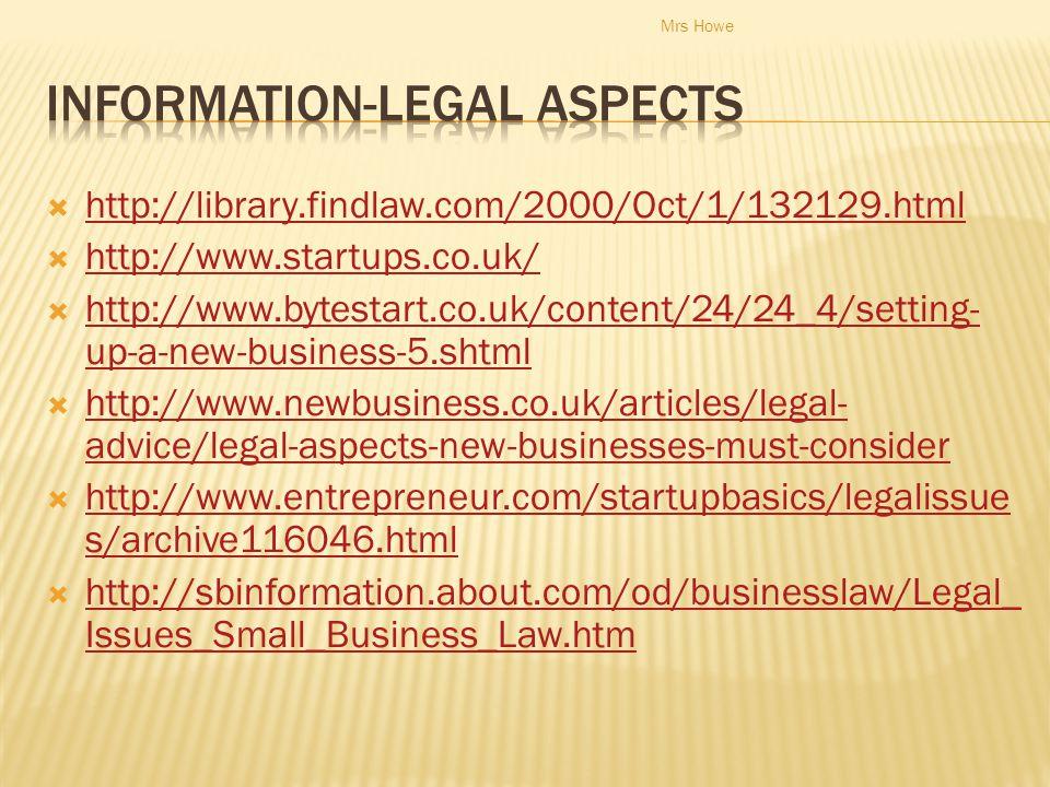  http://www.lloydstsbbusiness.com/support/businessguides/financing.asp http://www.lloydstsbbusiness.com/support/businessguides/financing.asp  http://www.bank.barclays.co.uk/Businessservices/Businessservices/P1242558528 789 http://www.bank.barclays.co.uk/Businessservices/Businessservices/P1242558528 789  http://www.duport.co.uk/guides/financial-issues/ http://www.duport.co.uk/guides/financial-issues/  http://www.britishchambers.org.uk/zones/skills/jobcentre-plus-support-for-small- businesses.html http://www.britishchambers.org.uk/zones/skills/jobcentre-plus-support-for-small- businesses.html  http://www.bytestart.co.uk/content/news/1_12/nic-rise-concern.shtml http://www.bytestart.co.uk/content/news/1_12/nic-rise-concern.shtml  http://www.gbbo.co.uk/?utm_source=google&utm_medium=non-brand- cpc&utm_campaign=Northwest&utm_term=small%20business http://www.gbbo.co.uk/?utm_source=google&utm_medium=non-brand- cpc&utm_campaign=Northwest&utm_term=small%20business  http://www.smallbizmatters.co.uk/Microsoft%20Word%20- %20100111%20Small%20Business%20New%20Year s%20Resolutions.pdf http://www.smallbizmatters.co.uk/Microsoft%20Word%20- %20100111%20Small%20Business%20New%20Year s%20Resolutions.pdf http://www.businessballs.com/freebusinessplansandmarketingtemplates.htm http://www.hmrc.gov.uk/startingup/index.htm  U:\Business Studies\Students\BTEC National 2007-2010\BTEC National - Unit 37 - Starting a small business\Assignment C Mrs Howe