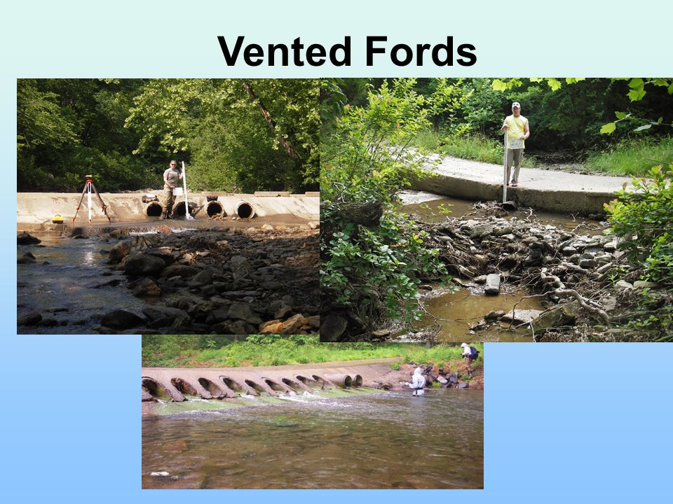 Vented Fords