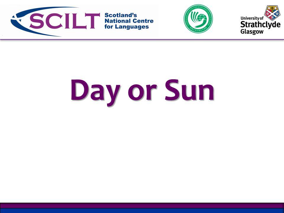 Day or Sun