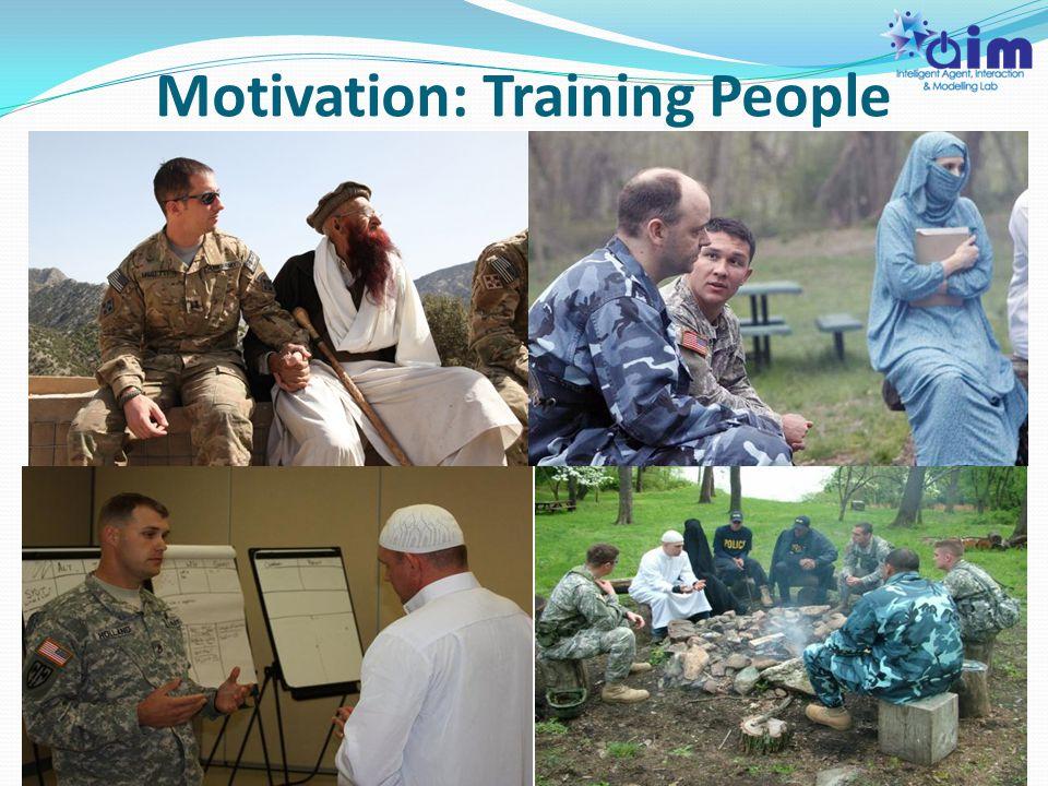 Motivation: Training People 15