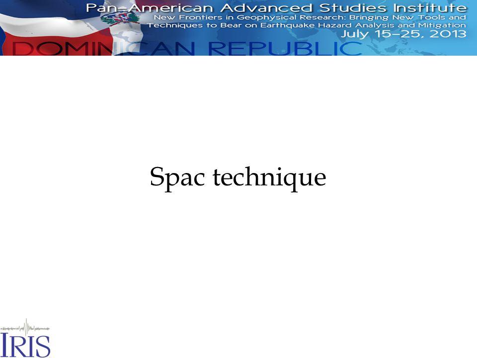 Spac technique