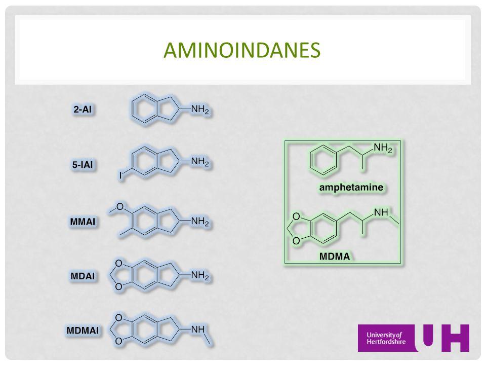 AMINOINDANES