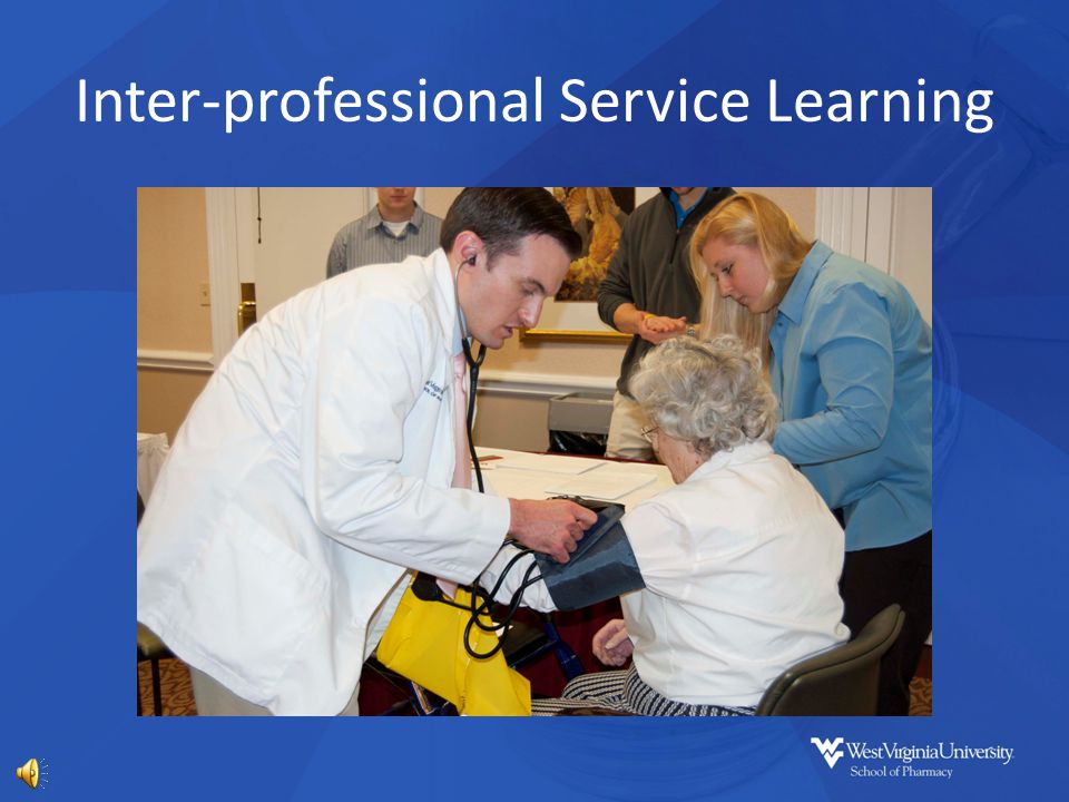 Inter-professional Service Learning