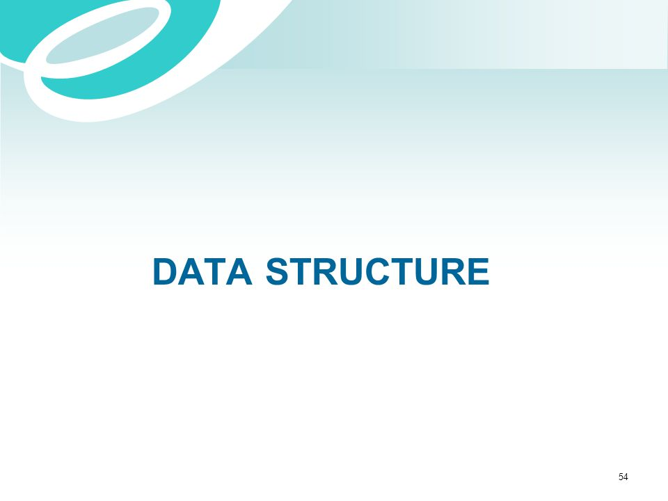 DATA STRUCTURE 54