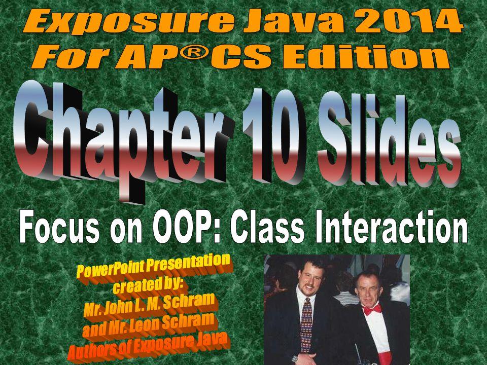 // Java1006.java // This program introduces the class.