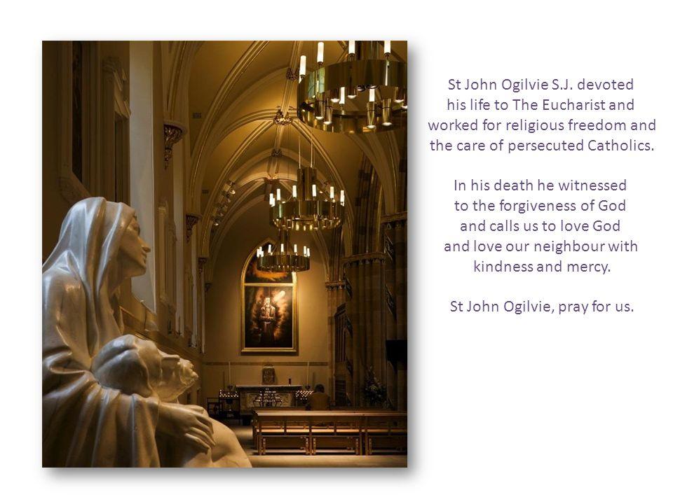 St John Ogilvie S.J.