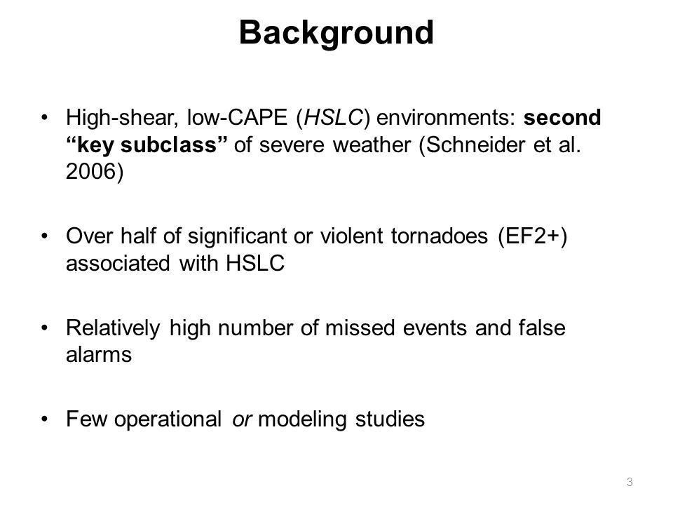 SHERBS3 Availability for Forecasters AWIPS-1 Volume Browser addition code & instructions https://collaborate.nws.noaa.gov/trac/nwsscp/wiki/AppsAwips/Sherb (AWIPS-2 code under development) AWIPS-1 and AWIPS-2 GFE tool coding & instructions https://collaborate.nws.noaa.gov/trac/nwsscp/wiki/Gfe/Smarttools/Sherb Real-time SHERB plots from NC State Real-time RAP – http://storms.meas.ncsu.edu/users/mdparker/rap Real-time NAM – http://storms.meas.ncsu.edu/users/mdparker/nam Real-time GFS – http://storms.meas.ncsu.edu/users/mdparker/gfs SPC SHERB mesoscale analysis plots Nationwide SHERBS3 – http://www.spc.noaa.gov/exper/mesoanalysis/s19/sherb3/sherb3.gif Nationwide SHERBE – http://www.spc.noaa.gov/exper/mesoanalysis/s19/sherbe/sherbe.gif SHERB is expected to be added to Bufkit in an upcoming release