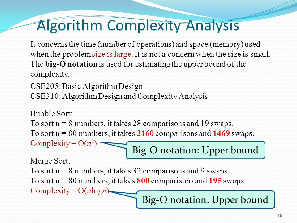 Impact of Languages and Algorithms Algorithms, languages, and compilers all impact the performance Comparing performance for two sort algorithms in C and Java The JVM/JIT is Sun/Hotspot version 1.3.1/1.3.1 Lang- uage Method of translation Compiler Optimization level Bubble sortQuick sortSpeedup quick vs.