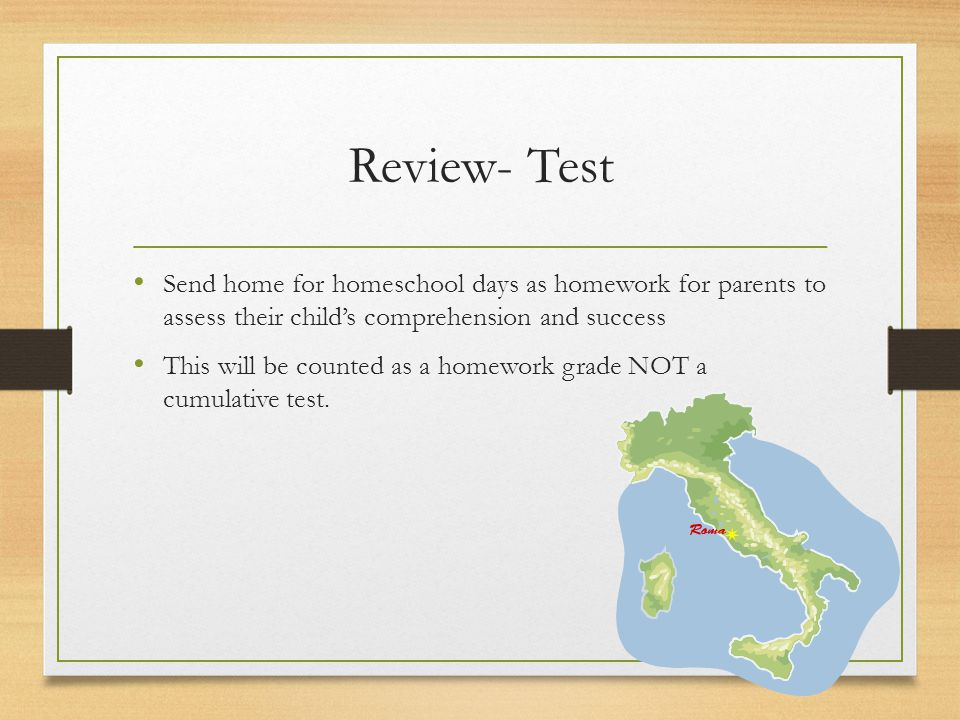 Quizzes Almost weekly and include: English to Latin Latin to English Grammar forms Latin Sayings Oral assessments on prayers, songs, and miscellaneous recitations occur with unit reviews